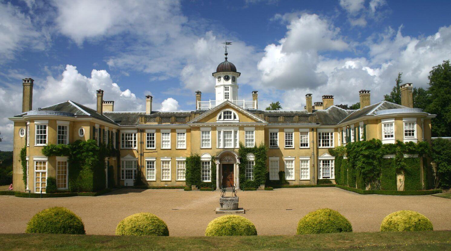 National Trust Properties In Surrey
