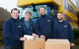 Removals Company Hampton