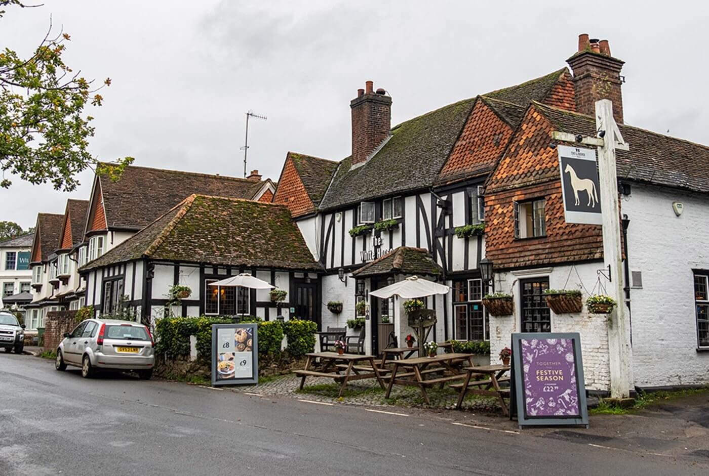 The best pubs in surrey