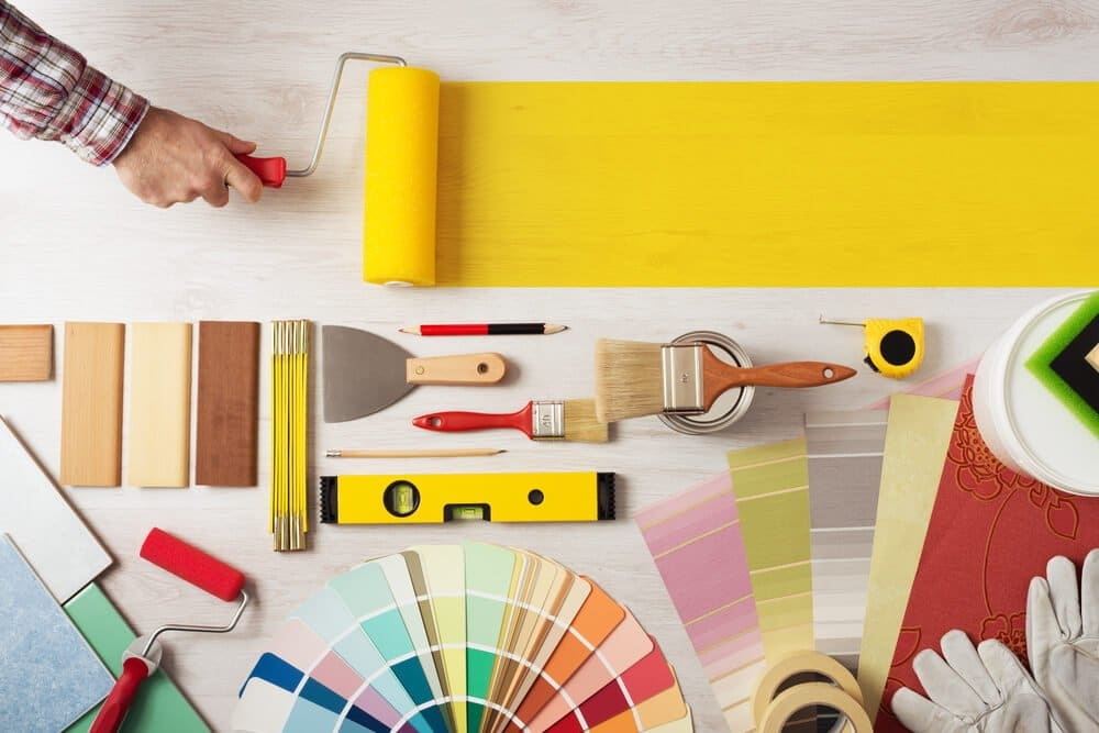 Tips for Redecorating Your Home in Surrey