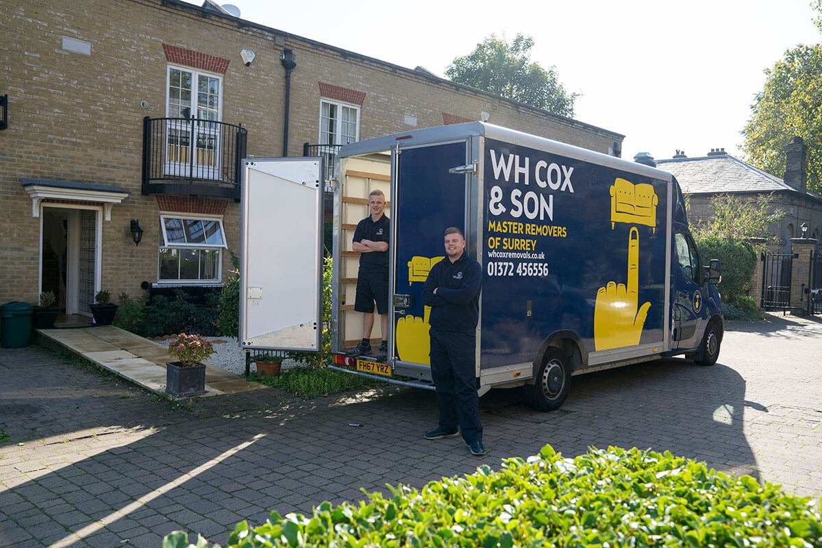 Stress-Free Removals in Surrey with WH Cox & Son