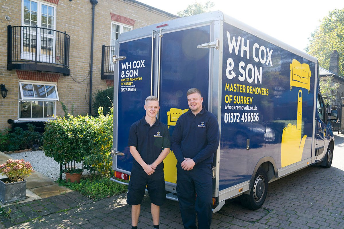 Using Removals and Storage Services for Your Small Business in Surrey