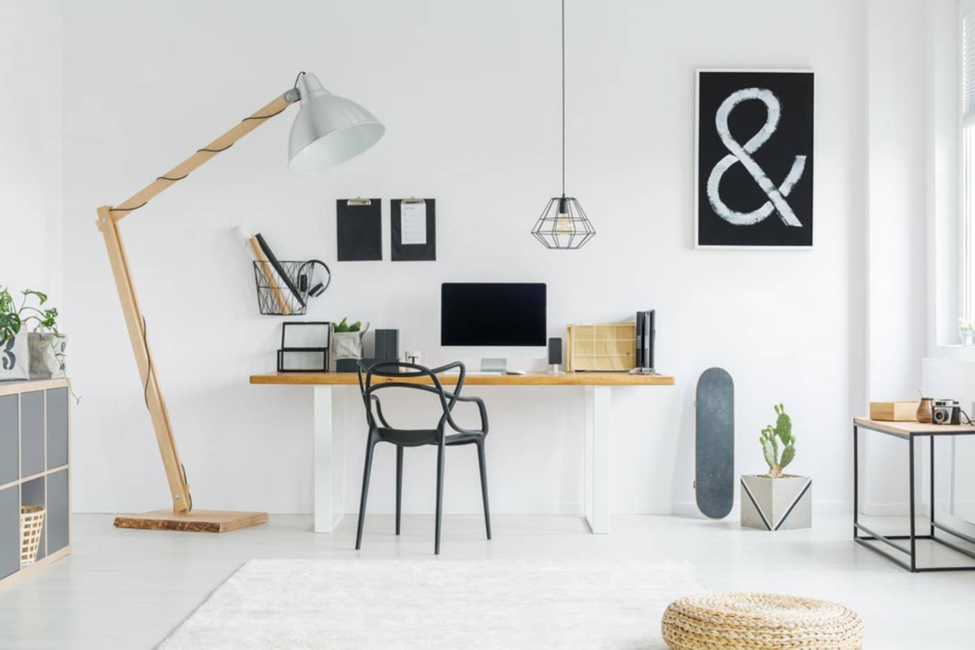 Setting Up a Home Office in Surrey