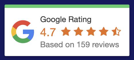 Live Google Reviews